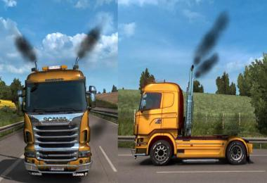 Smoke in my Trucks v1.0