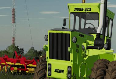 Steiger Turbo Tiger ll Update v1.0