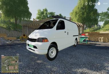 Toyota hiace d4d v1.1.0.0