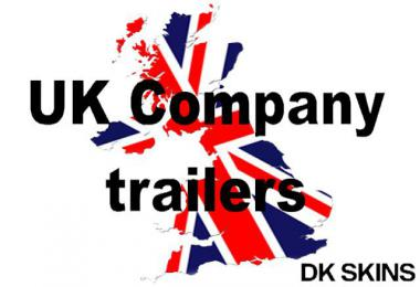 UK company Trailer Pack v1.0 1.39