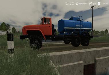 Ural 4320-60 Fish v1.0.0.0