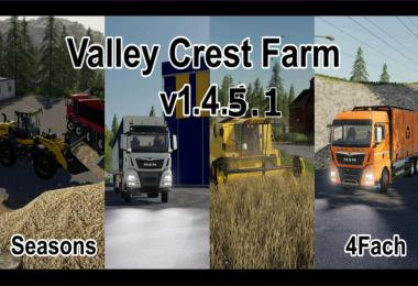 Valley Crest Farm 4x v1.4.5.1