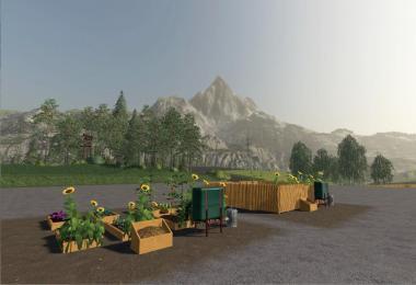 Vegetable Garden v1.0.0.0