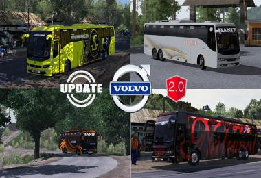 Volvo B9R I-Shift Multiaxle update v2.0 1.39