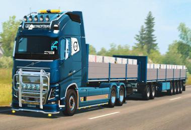 Volvo FH16 2012 Mega Mod by RPIE v1.39.4.5s