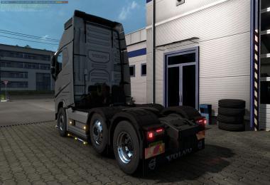 Volvo FH16 2012 Reworked v3.1.5.1 1.39.x