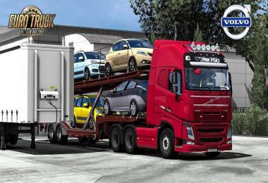 Volvo FH16 2012 Reworked v3.1.5.1