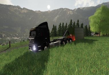 Volvo FMX Hooklift 8x4 v1.0.0.0