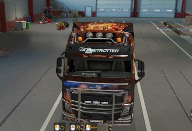 Volvo Glober and XL AC/DC v1.0
