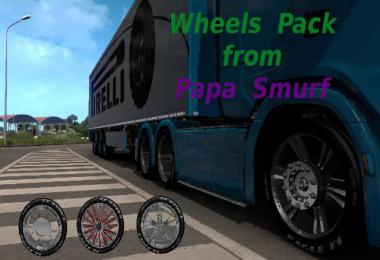 WheelPack from Papa Smurf v1.0