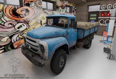 Zil 130 Truck v1.0.0.0