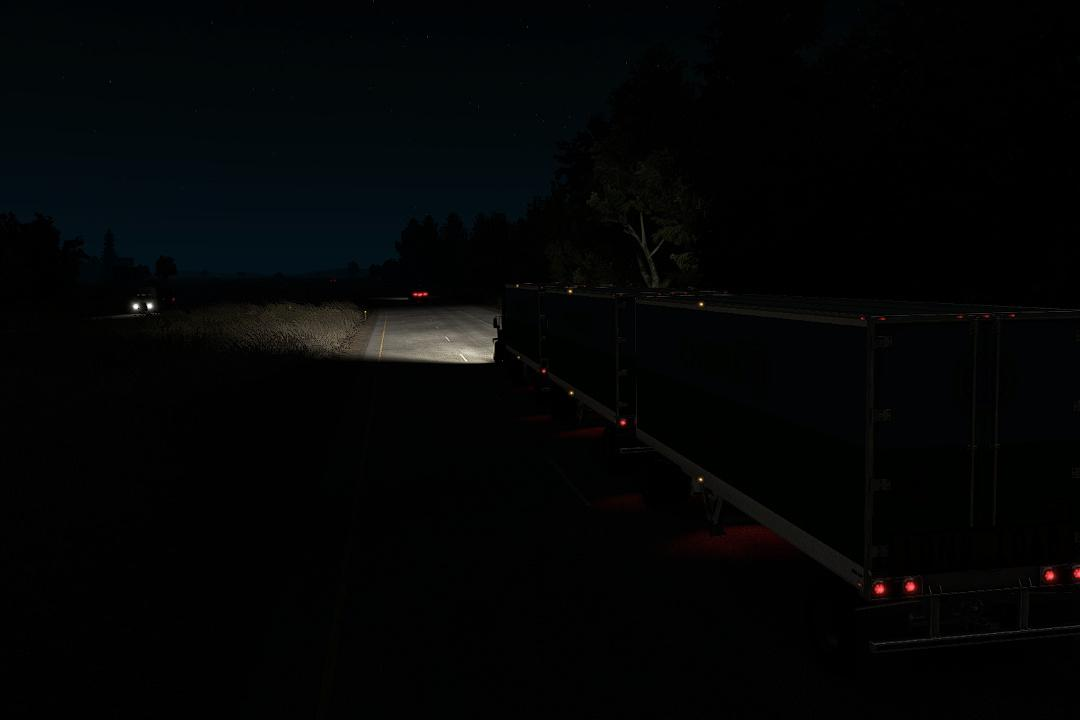 Brighter Low Beam & Reverse Lights v1.0