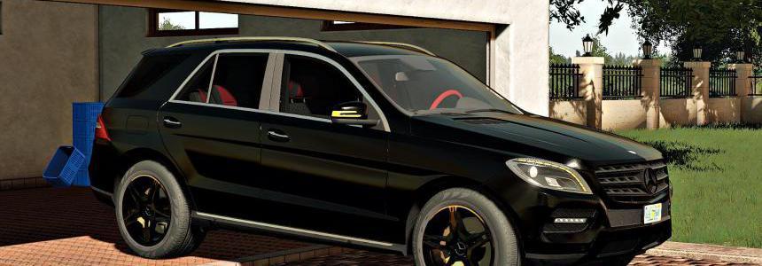 Mercedes ML 350 v1.0.0.0