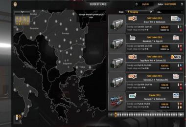 120 TON MOD TruckersMP - Singleplayer v1.0