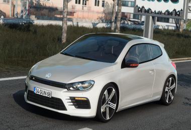 Volkswagen Scirocco V1R60 1.40