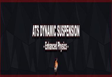 [ATS] Dynamic Suspension v2.0.2
