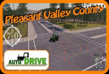 AutoDive Pleasant Valley County Route Network v1.1.0.7