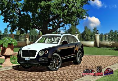 Bentley Bentayga 2016 v1.0.0.0