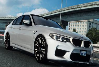 BMW M5 F90 1.40