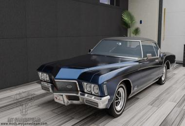 Buick Riviera Coupe 1971 v1.0.0.0