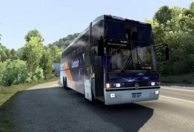 Busscar Jumbuss 380 T Scania + Skins Brasileiras 1.40.x