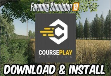 Courseplay for FS19 v6.03.00045