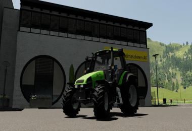 Deutz-Fahr Agrotron MK3 Series v1.0.0.0