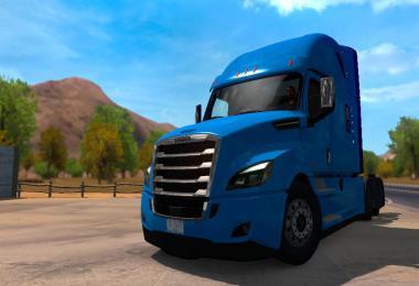 Freightliner Cascadia 2019 v1.5 SCS ATS 1.38