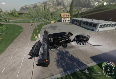 FS19 Bones New Holland Pack Eagle355th Update v1.0