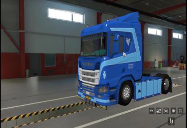 J.J Verweij Scania NG R skin 1.39-1.40
