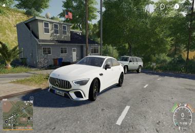 Mercedes AMG 2019 v2.0