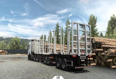 Metalesp Bi-Train Wood Transport 7 Axles v0.4 1.40