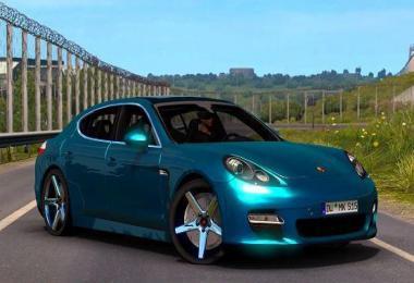 Porsche Panamera Turbo 2010 v6.0 1.40