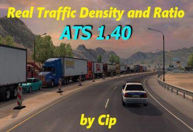 Real Traffic Density ATS 1.40 beta