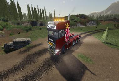 Scania (Griffin) v1.2.0.0