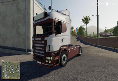 Scania R500 v1.0.0.0