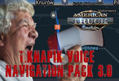 T.Knapik Voice Navigation Pack v3.0