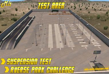 Test Area & Reverse Park Challange Area ATS by MLT v0.1
