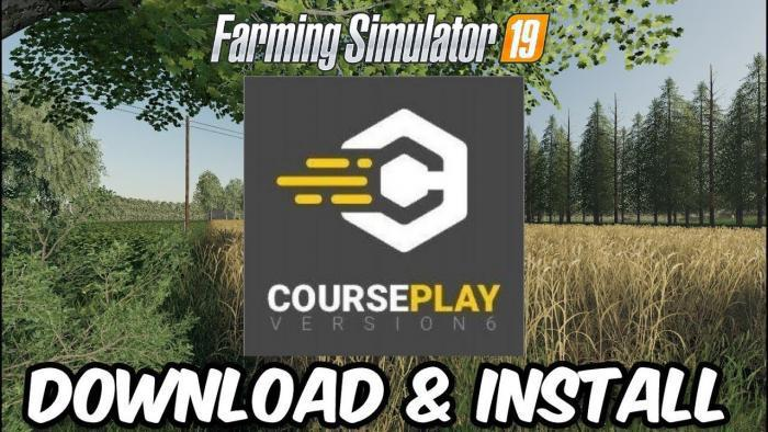 Courseplay for FS19 v6.03.00049