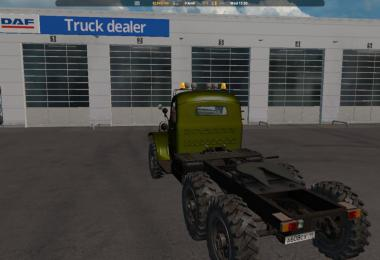 ZIL 157 Re-work v1.6