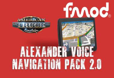 Alexander Voice Navigation Pack v2.0