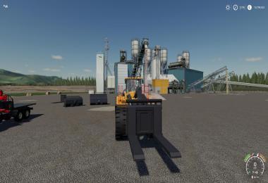 Volvo L-350H Mining Loader + New Tools v1.1