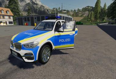 BMW X3 – POLIZEI v3.0