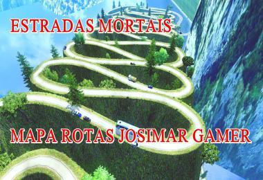 Dangerous Roads Map [MAPA ROTAS JOSIMAR] 1.40