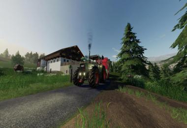 Fendt Farmer 310-312 LSA Turbomatik v1.4.2