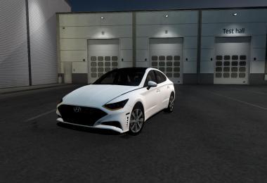 Hyundai Sonata Sensuous (DN8) v2.0 1.39.x