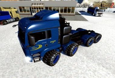 MAN TGS Off Road v1.0 1.39 - 1.40