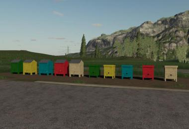 Pack Of Beehives v1.0.0.0