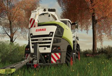 Pickup Hitch For Claas Jaguar Forager v1.0.1.0