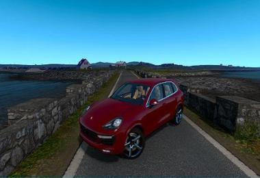 Porsche Cayenne Turbo S 2016 v5.0 1.40